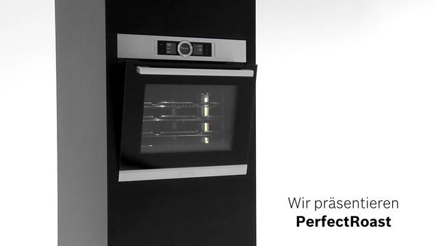 Bosch - Was ist Perfect Roast? Video 13
