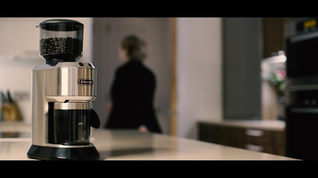 DeLonghi - Elektrische Kaffeemühle Video 3