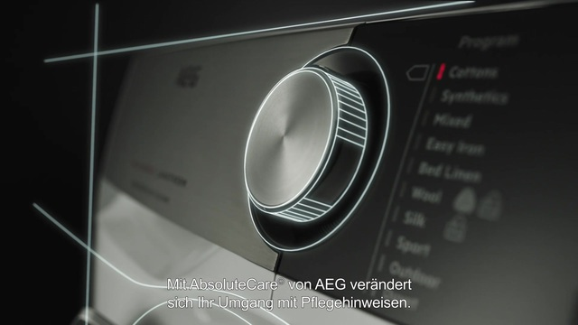 AEG - AbsoluteCare-System - Feine Bluse Video 17