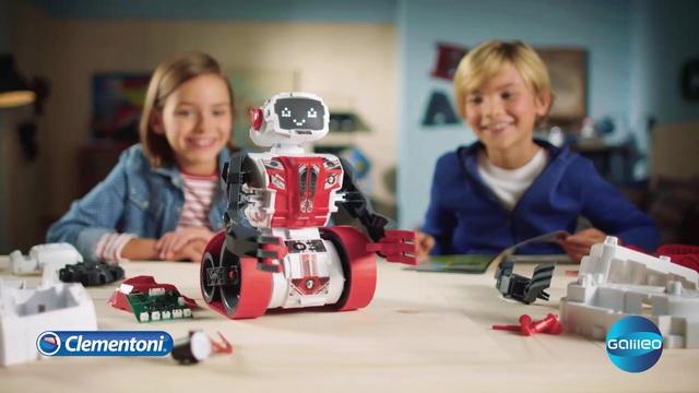Clementoni - Galileo Roboter Video 3