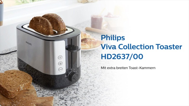 Philips Toaster HD2637/90 Video 3