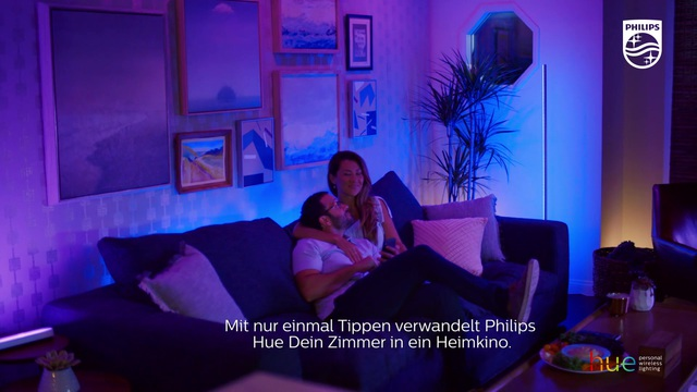 Philips - Hue - Movie Night Video 3
