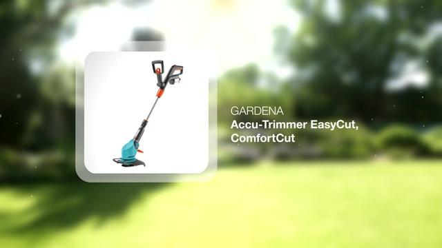 Accu Turbotrimmer Video 3