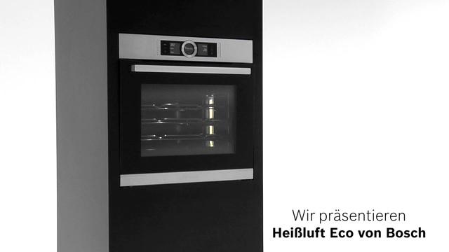 Bosch - Heißluft Eco Video 10