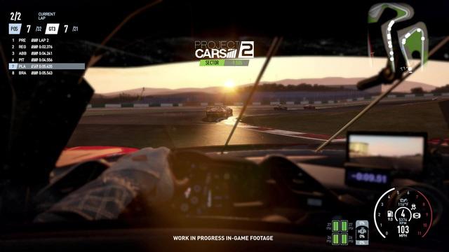 Project Cars 2 - Ferrari - Algave Chase Video 5