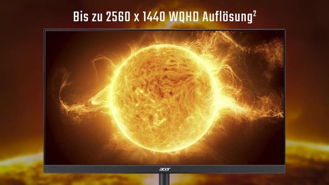 Acer - Nitro XV2 / XF2 Video 3