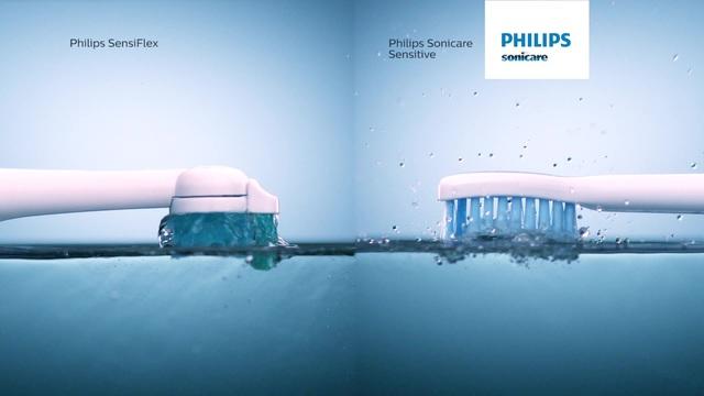 Philips Sonicare Sensitive Bürstenköpfe Video 3
