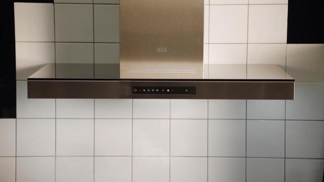 AEG - Hob2Hood - Frische Luft - Automatisch gesteuert Video 11
