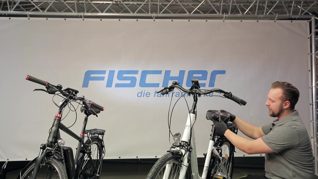 Fischer - Reparatur und Wartung - Sattel/-stütze einstellen Video 26