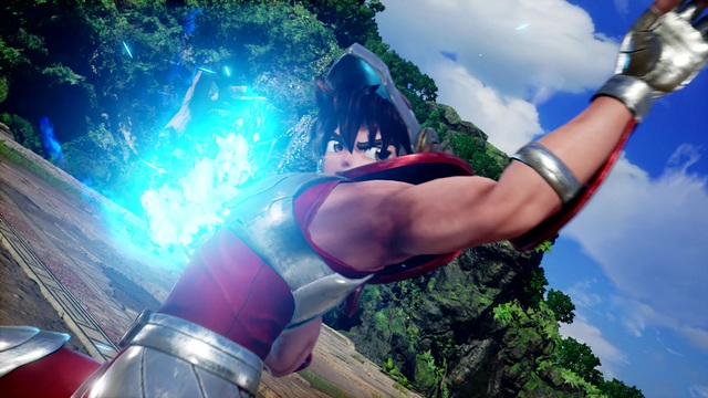 Jump Force - Saint Seiya Video 10