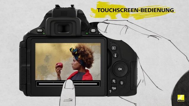 Nikon - D5600 Video 4