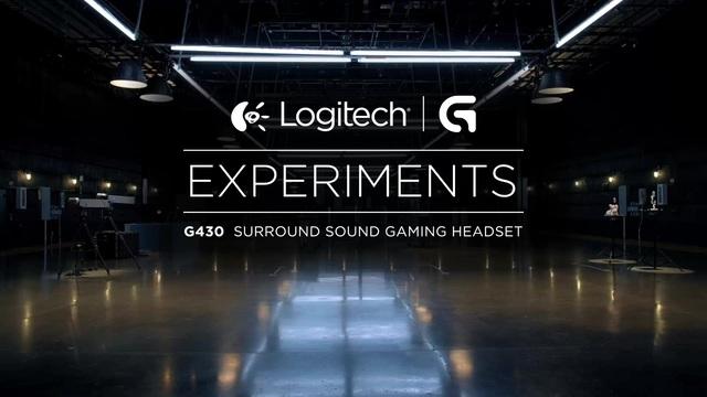 Logitech - G430 Video 3