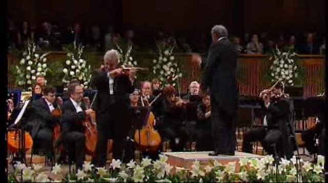 Israel Philharmonic Orchestra: 70th-Anniversary Concert Video 3