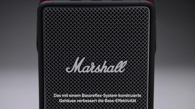 Marshall - Stockwell II Video 3