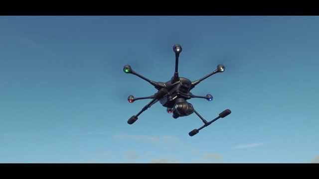 Yuneec - Multicopter Typhoon H  Video 2