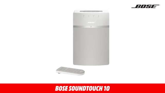 SOUNDTOUCH 10 WEISS Video 10