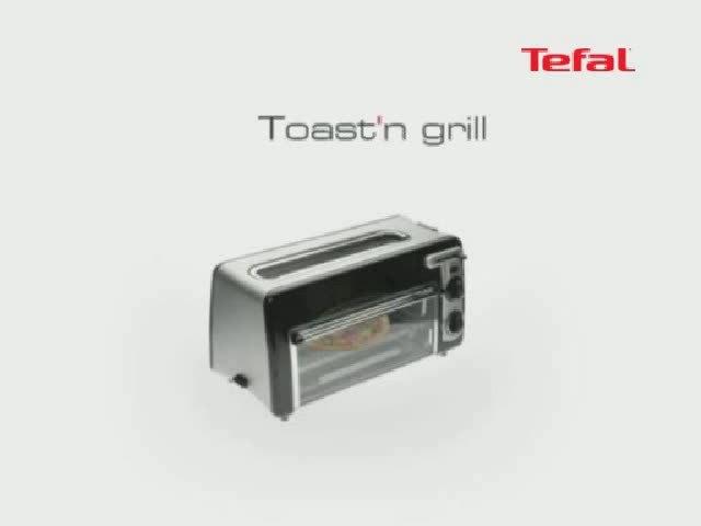 Tefal - Toast n Grill (TL6000) Video 3