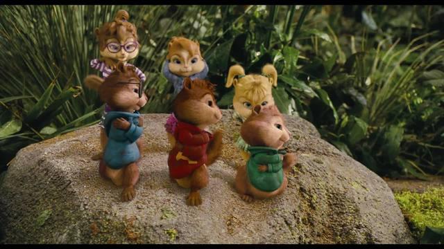 Alvin und die Chipmunks 3 - Chipbruch Video 3