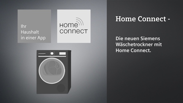 Siemens - Home Connect Video 3