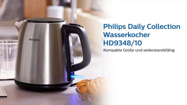 Philips Wasserkocher HD9348/10 Video 3