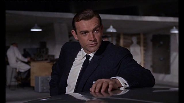 James Bond 007 - Goldfinger Video 3
