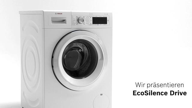 Bosch - Was ist EcoSilence Drive? Video 2